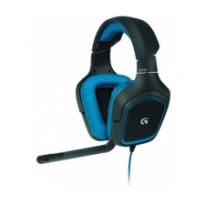 Logitech G430 Surround Sound Gaming Headset headset & mikrofon