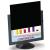 3M Monitorszűrő, betekintésvédelemmel, 15,4
