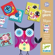 DJECO Állatok Memória játék memóriajáték