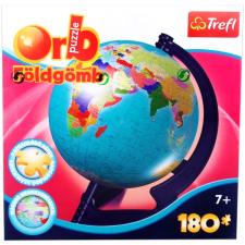 Trefl Földgömb 180 db-os gömbpuzzle puzzle, kirakós