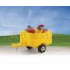Step2 Utánfutó, pedálos traktorhoz