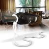 Kötél bortartó
