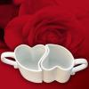 Szív csészék - a romantikus reggeli