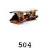 Dekoráció T504 fatuskó