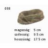 Kerámia M038 itató magas 5 cm