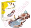 CubicFun Szent Péter-bazilika 3D puzzle puzzle, kirakós