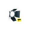 """Hensel MH 4 szárnyú fényterelő szűrőtartóval 12"""""""