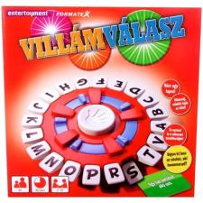 Entertoyment Villámválasz társasjáték
