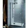Radaway Almatea KDJ aszimmetrikus zuhanykabin 80x80