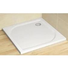 Radaway Delos C/akryl zuhanytálca 90*90 kád, zuhanykabin