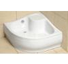 Radaway Korfu A/akryl zuhanytálca 90*90 kád, zuhanykabin