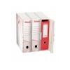 ESSELTE Archiváló doboz, iratrendezőnek, 97 mm, újrahasznosított karton, ESSELTE