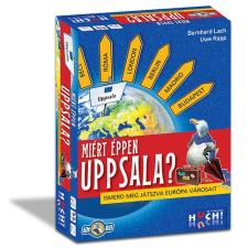 Huch & Friends Miért éppen Uppsala? társasjáték