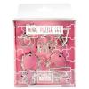 Eureka Mini Wire Puzzle Szett Rózsaszín