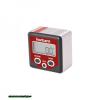 digitális szögmérő, mérési tartomány: ±180° (0°-360°), pontoság: ±0,1°, felbontás: 0,1°