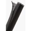 Techflex F6 Sleeve 12,7mm - black, 1m