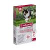 Advantix Spot On oldat kutyáknak A.U.V. 10-25 kg közötti kutyáknak (4 x 2,5 ml)
