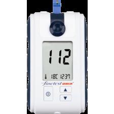 Finetest Autocoding vércukormérő készülék vércukorszintmérő