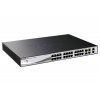 D-Link DGS-1210-28 24-port 10/100/1000 Base-T port with 4 x 1000Base-T /SFP ports