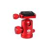 Sirui C-10X (R) piros gömbfej max. 4kg teherbírás