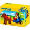 Playmobil Ponyvás pónifogat - 6779