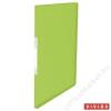 ESSELTE Bemutatómappa, 20 zsebes, A4, ESSELTE Vivida, zöld (E623994)