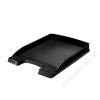 Leitz Irattálca, műanyag, vékony, LEITZ Plus, fekete (E52370095)