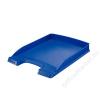 Leitz Irattálca, műanyag, vékony, LEITZ Plus, kék (E52370035)