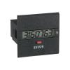 Bauser Digitális üzemóra számláló modul 115-240V/AC 45x45mm Bauser 3801.2.1.0.1.2