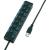 Conrad USB Hub, USB elosztó kapcsolható 7 részes töltő USB3.0 Conrad