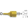 Hazet Torx csavarhúzófej 6,3 mm (1/4), Hazet 8502-T27