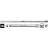 Hazet Dugókulcs hosszabbító szár 12,5 mm (1/2) szerszám meghajtás 12,5 mm (31/2) Hazet 918-23