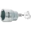 Hazet Hatlapú dugókulcsfej 36 mm, belső négyszög 20 mm (3/4), Hazet 1000-36