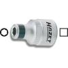 Hazet Adapter belső négyszögről 10 mm (3/8) belső hatszögre 8 mm (5/16), Hazet 2250-3