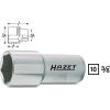 Hazet Gyújtógyertya dugókulcs betét, gyertyakulcs betét 10 mm (3/8)Kulcstávolság 20,8mm Meghajtás (szerszám) 10 mm (3/8)Hazet 880MGT