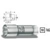 Hazet Gyújtógyertya dugókulcs betét, gyertyakulcs betét 10 mm (3/8)Kulcstávolság 18mm Meghajtás (szerszám) 10 mm (3/8)Hazet 880MGT-18