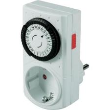 GAO Mechanikus időkapcsoló óra, fehér IP20 230V/50Hz GAO Mini 3680W villanyszerelés