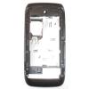 Nokia Asha 309 középső keret fekete*