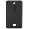 Nokia Asha 501 akkufedél fekete*