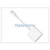 Apple iPhone 5/5S/5C/iPad 4/iPad Mini eredeti, gyári Lightning - SD-kártyaolvasó adapter - MD822ZM/A