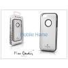 Pierre Cardin Apple iPhone 5/5S hátlap - fekete