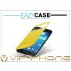 Eazy Case Samsung i9190 Galaxy S4 Mini View Cover flipes hátlap on/off funkcióval - EF-CI919BYEGSTD utángyártott - yellow