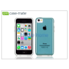 CASE-MATE Apple iPhone 5C hátlap - Case-Mate Tough Naked - aqua/white