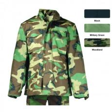 Virginia M-65 katonai kabát