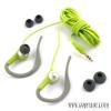 TDK sport sztereó fülhallgató, Lime zöld