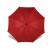 Összecsukható esernyő, piros