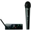 AKG Mini vokálkészlet, AKG WMS 40, ISM 3, 864 MHz, 65 - 20 000 Hz, 100 m, 30 felett h