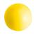 Stresszlevezető labda, sárga