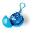 Esőkabát gömb tokkal, kék