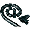 Hama Kábelkötöző, 20 mm, fekete, Hama Easy Cover